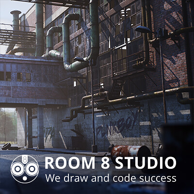 Room 8 studio artstation preview 2