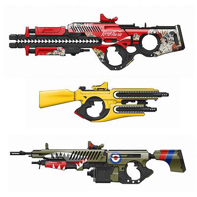 Jacob tonellato jacob tonellato ambermoon weapons thumbnail