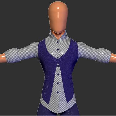 Phong ly spiderman clothes thumbnail