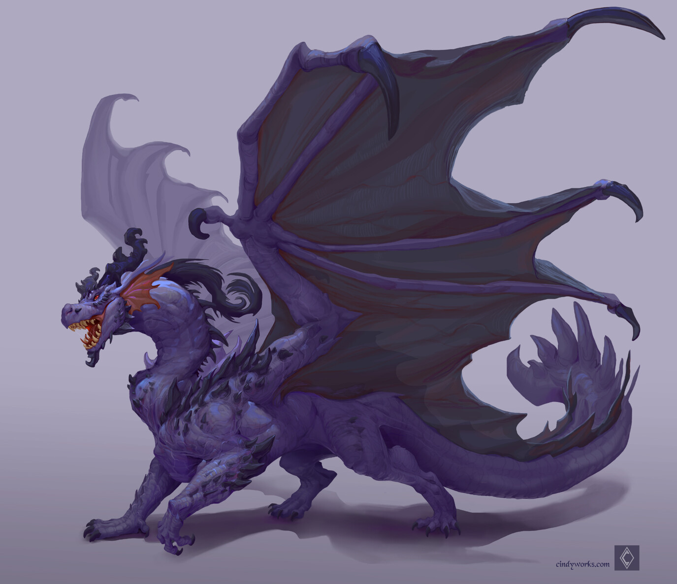 Sorcerer's dragon form