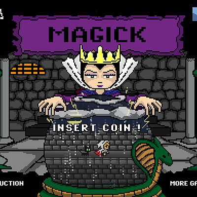 Eric quesada magick menu