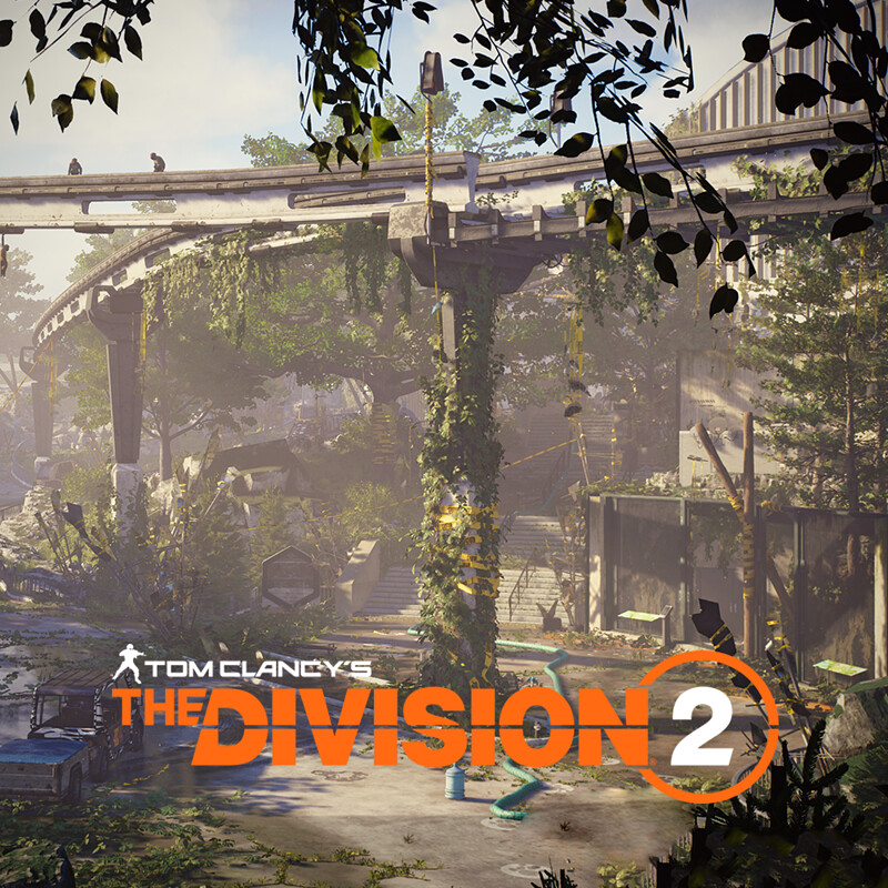 Valley - Manning National Zoo - Tom Clancy's The Division 2