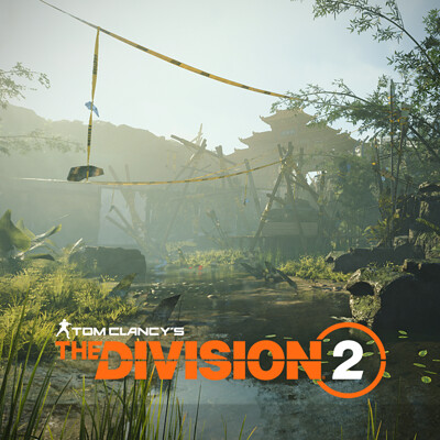 Tiger Enclosure - Manning National Zoo - Tom Clancy's The Division 2