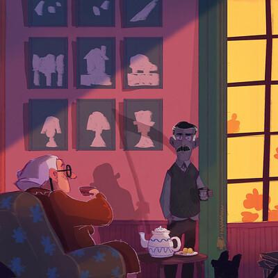 Pablo broseta pablo broseta escena luz ventana