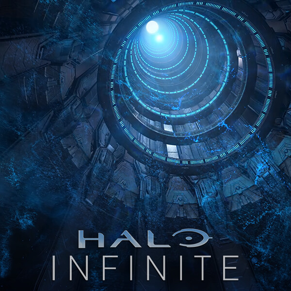 Halo Infinite: E3 Trailer Environment