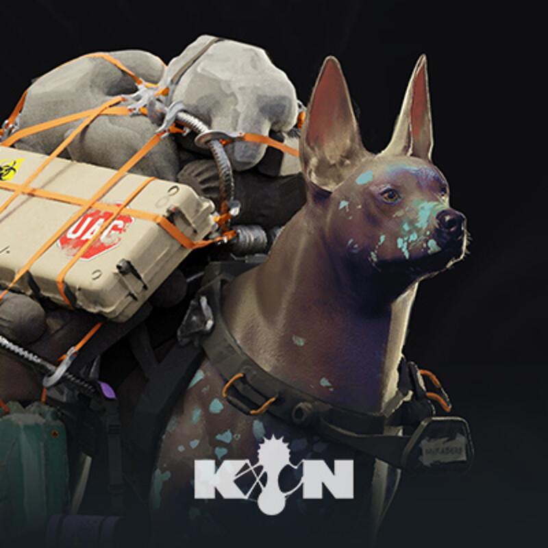 KIN - Mirror Dog | ミラードッグ