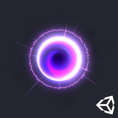 Vladyslav horobets glowing orb