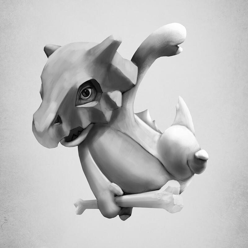 Bonehead Pokemon