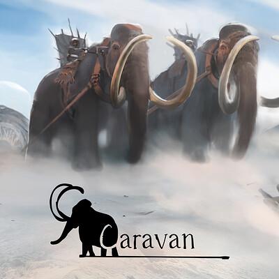 Attila gerenyi caravan cover image