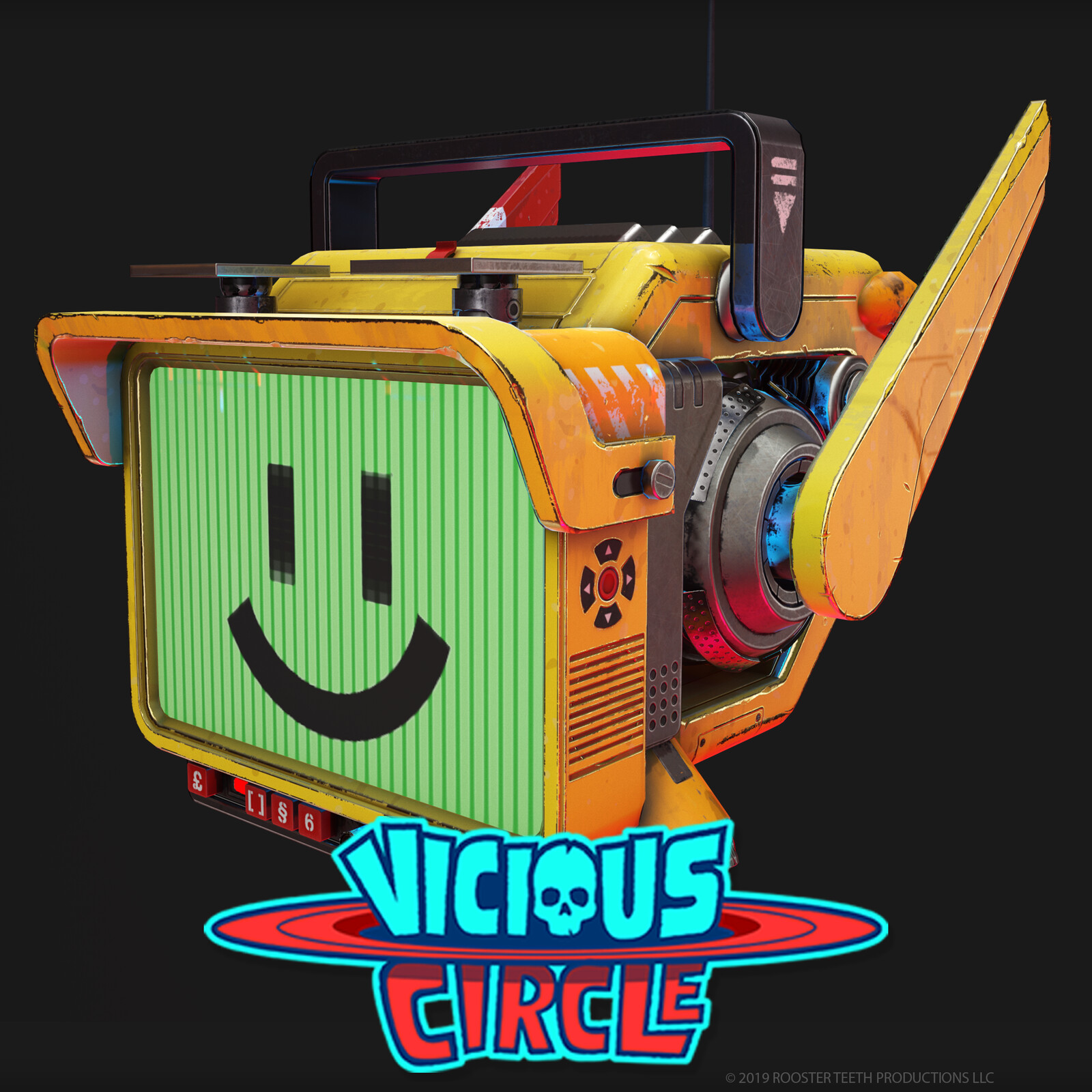 Vicious Circle - G.U.S (General Utility System)