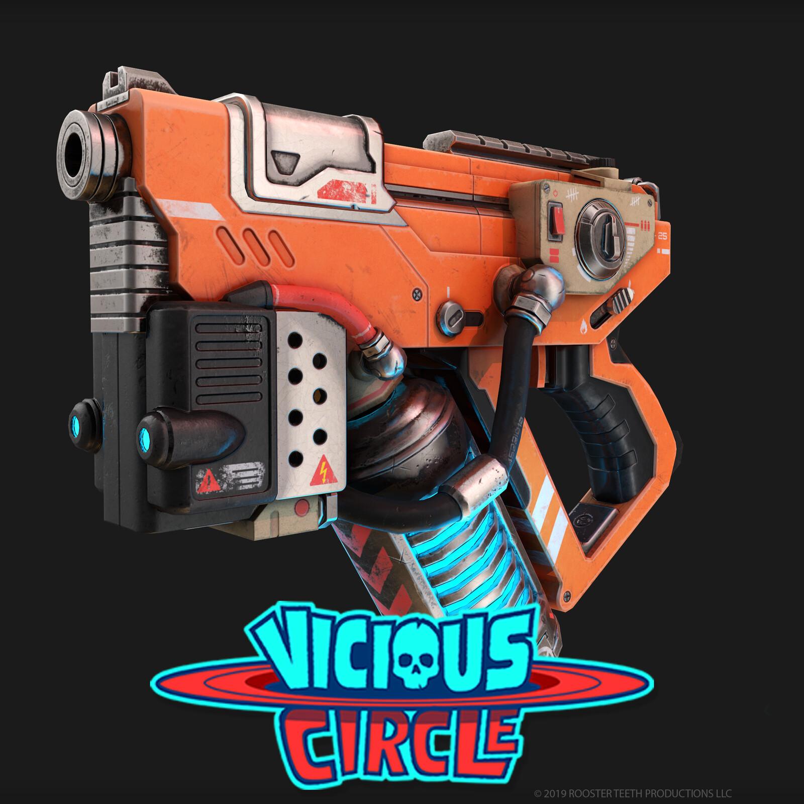 Vicious Circle - Base Pistol