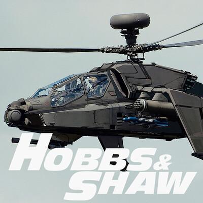 Benjamin last hns chopper1