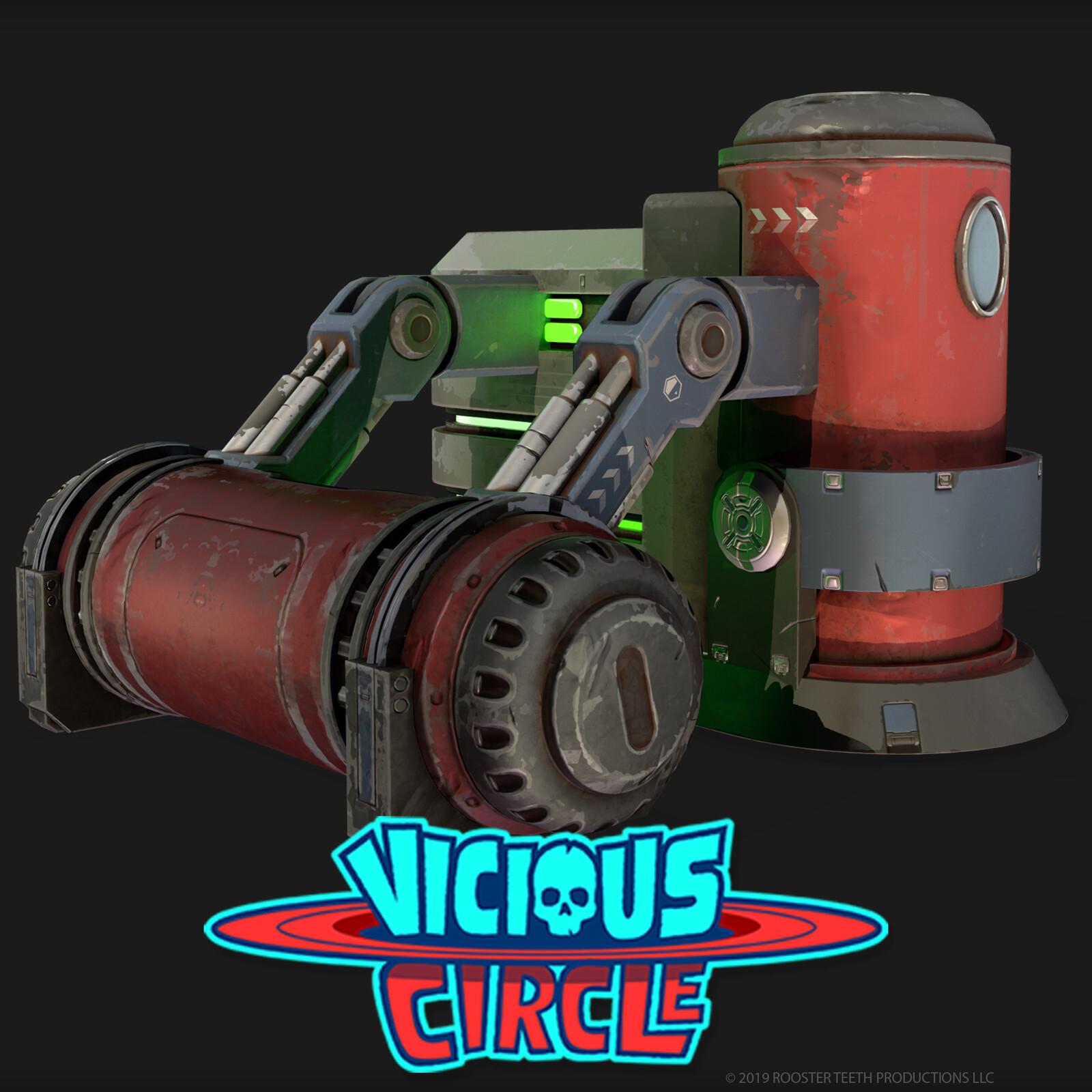 Vicious Circle - Nugget Shack.