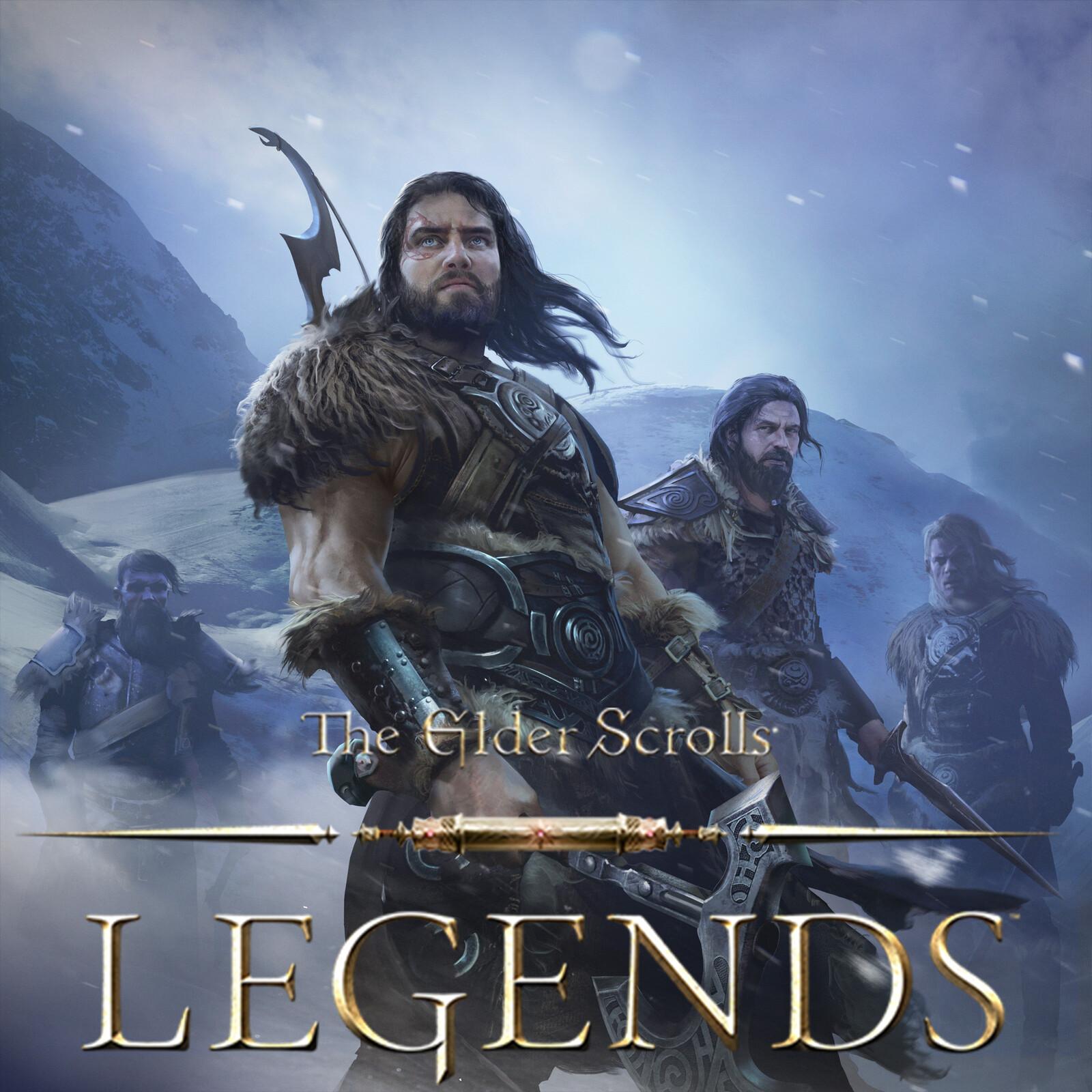 Raiding party - The Elder Scrolls: Legends