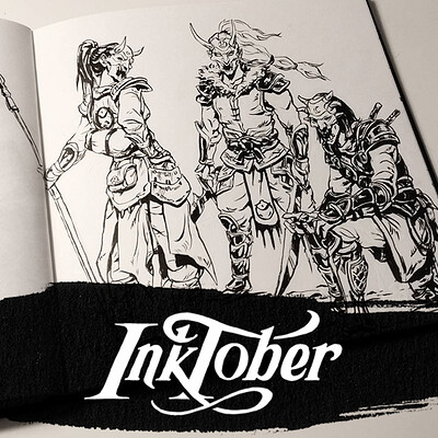 Jordy knoop inktober week4