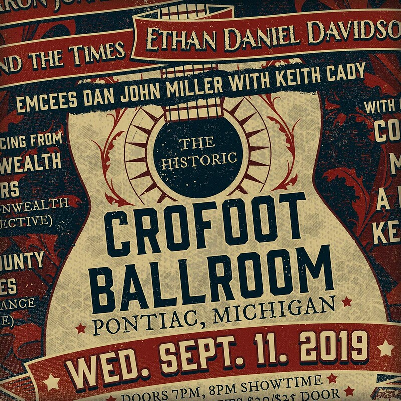 Detroit Country Music Spectacular Poster