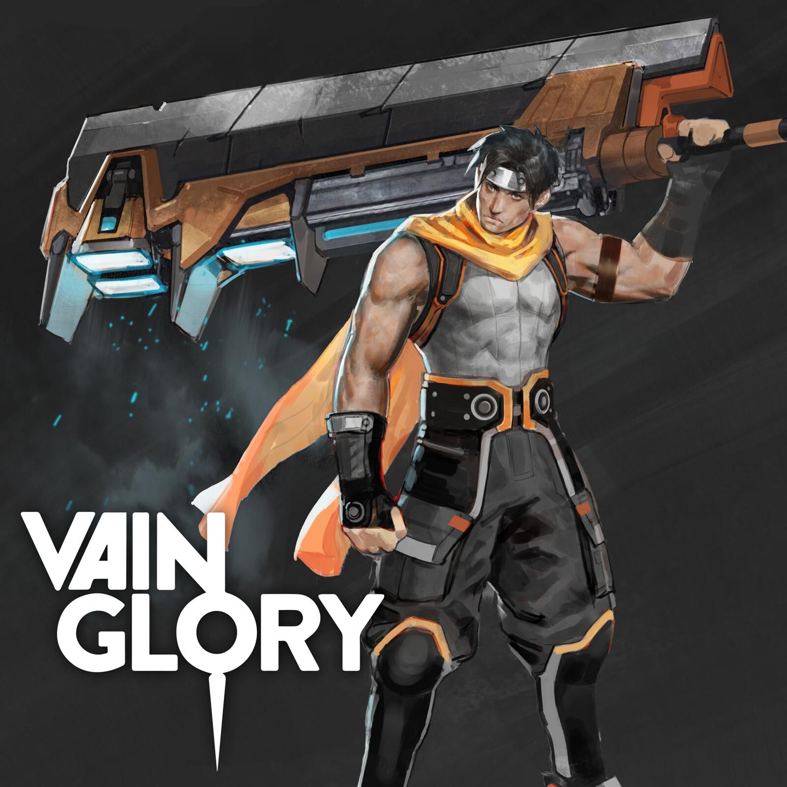 Leo - Vainglory Hero