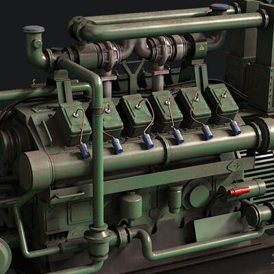 Ben tate artstation thumb bio diesel generator ben tate