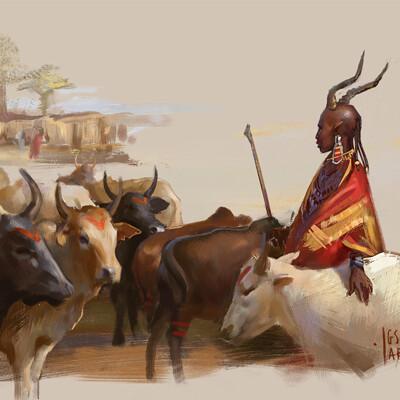 Iga igson oliwiak swala cattle 1080p