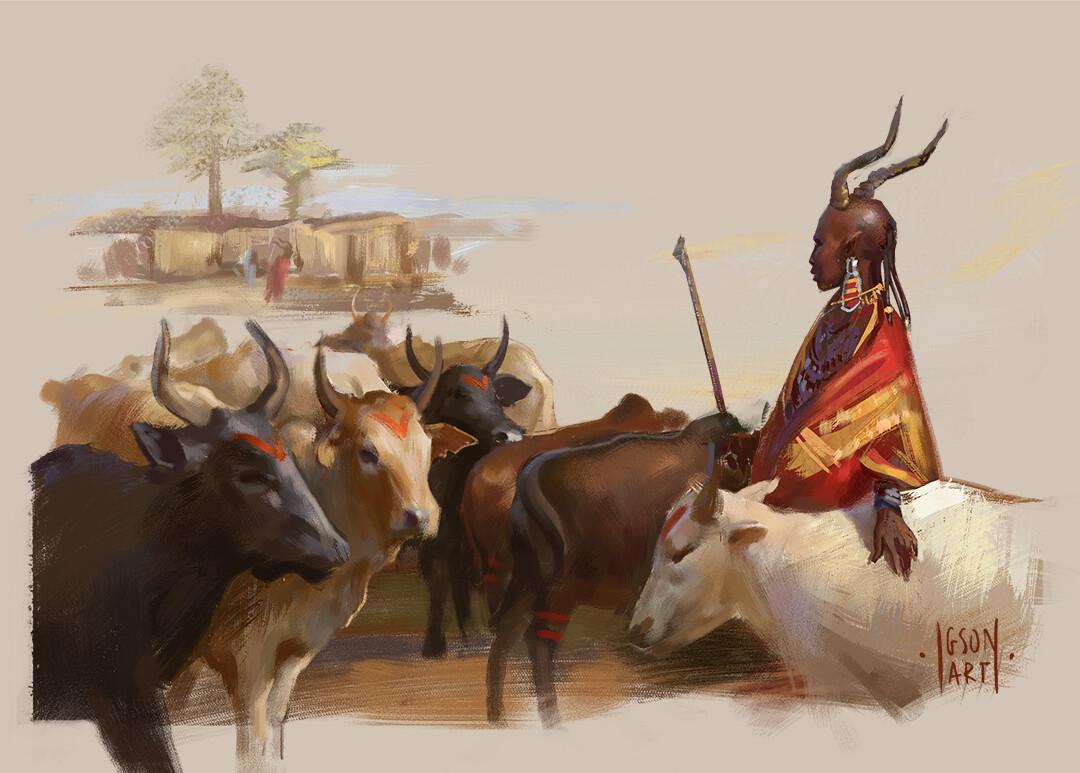 Swala Cattle