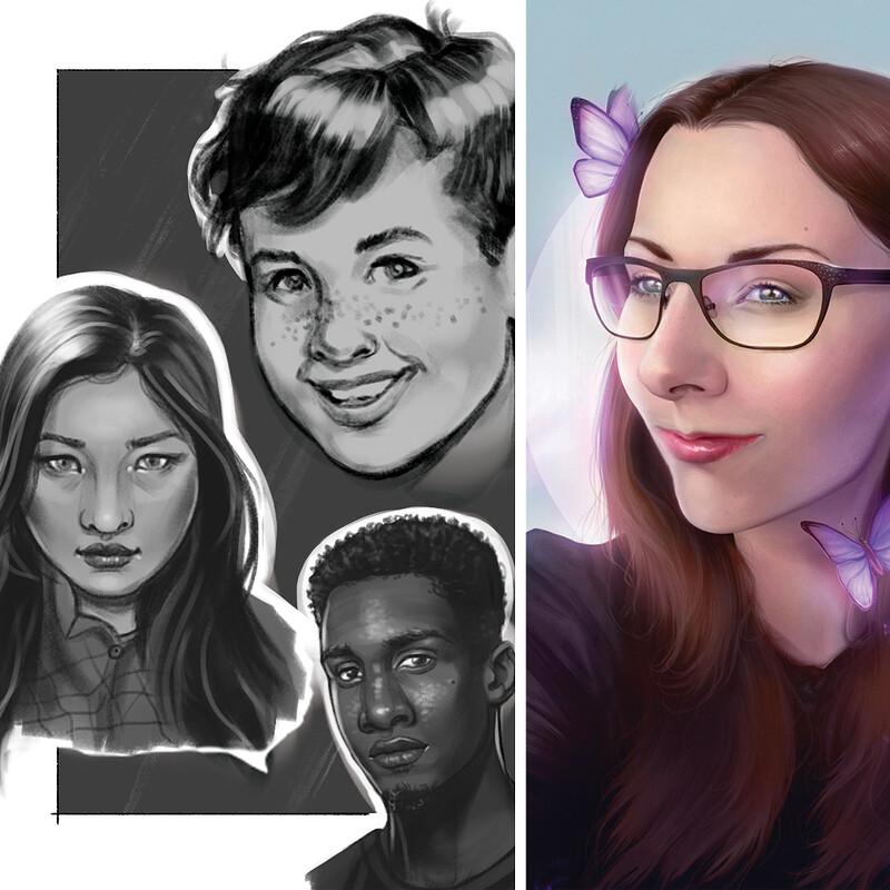 Portrait Drawing Course