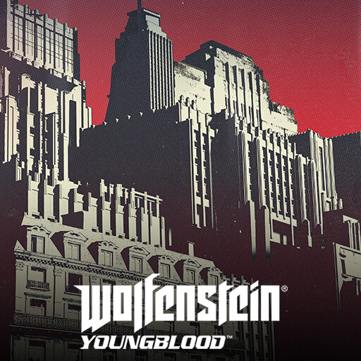 Wolfenstein Youngblood - Posters