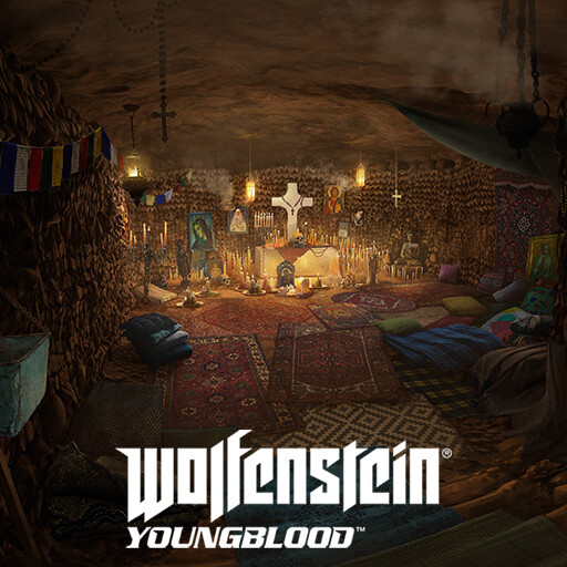 Wolfenstein Youngblood - Shrine
