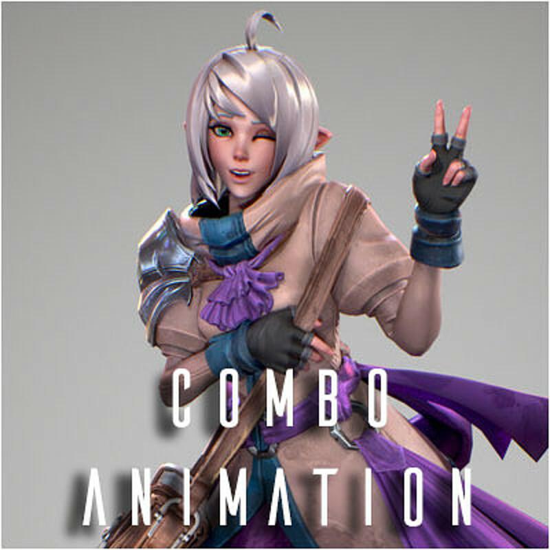Combo Animation
