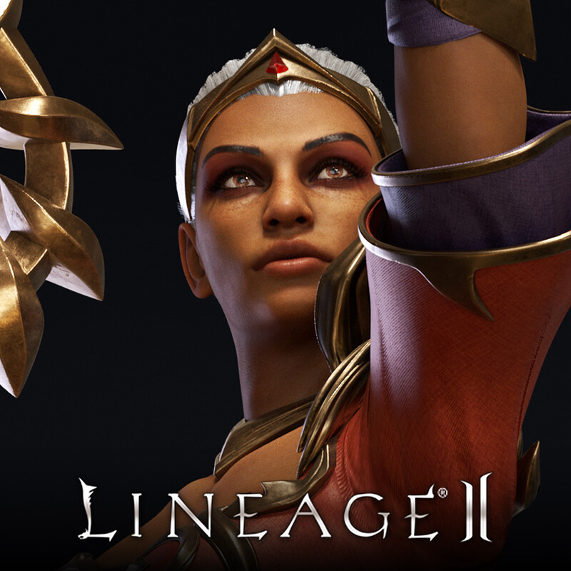 Sorcerer - Lineage II
