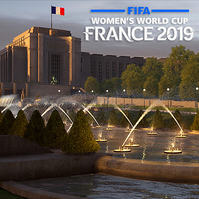 Women's World Cup Paris, France 2019 - Fox Sports