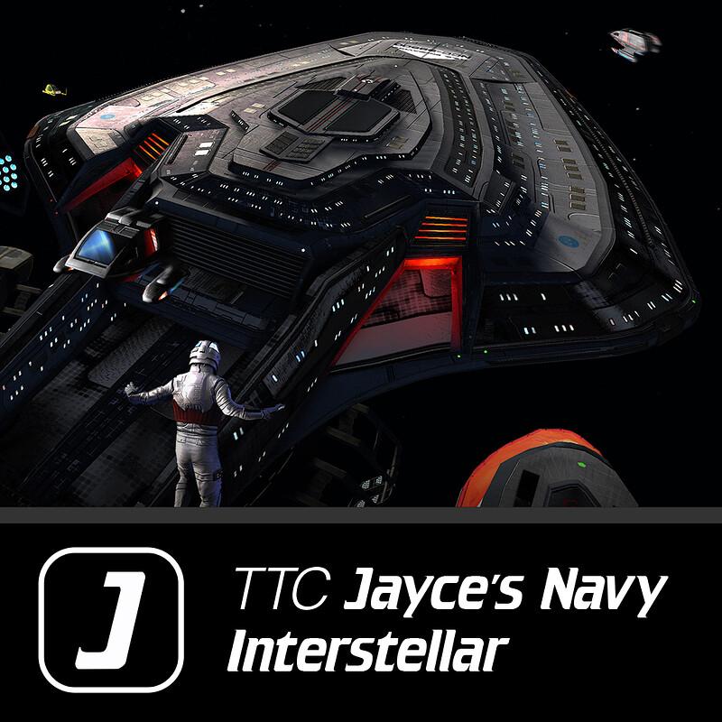 Jayce's Article: Starfleet's New Oddyssey