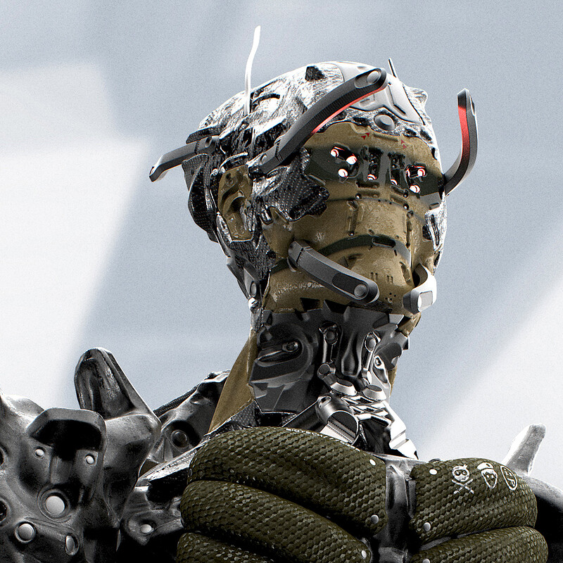 BIOTECH_Military Scout/Coms Droid