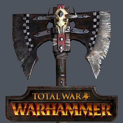 Axes Orks - Warhammer: Total War