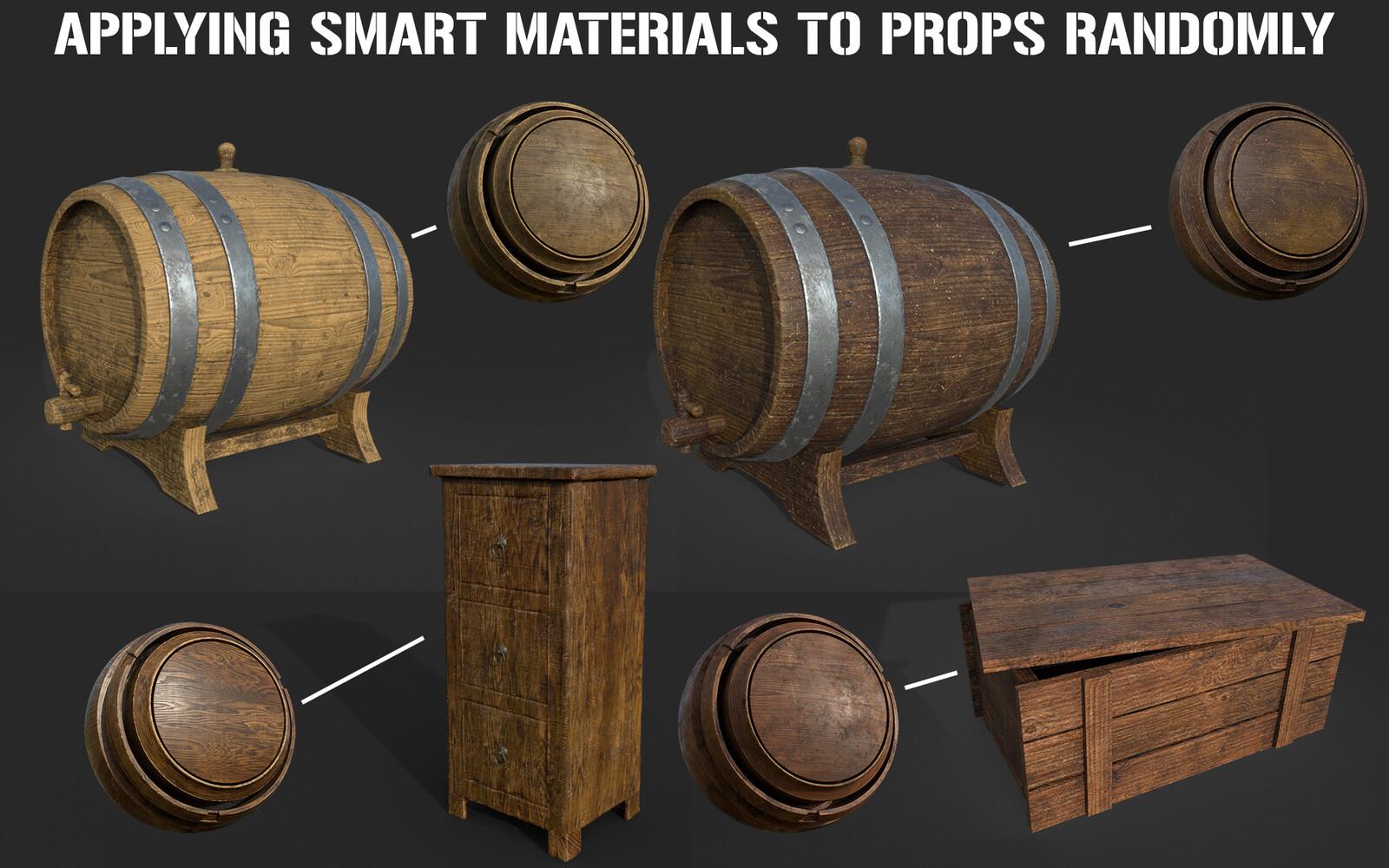 20 wood smart materials