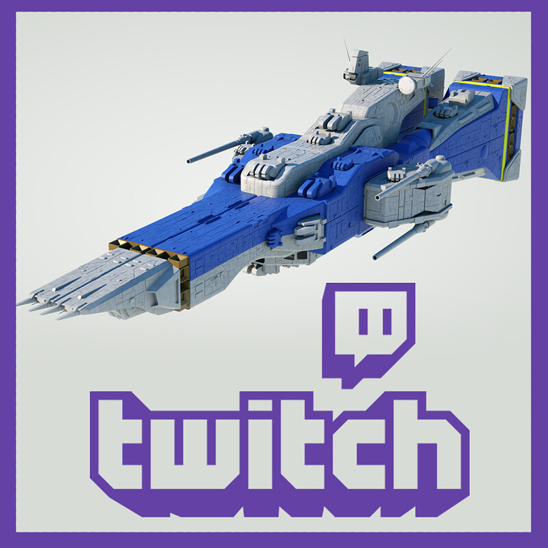 Macross SDF1 on Twitch