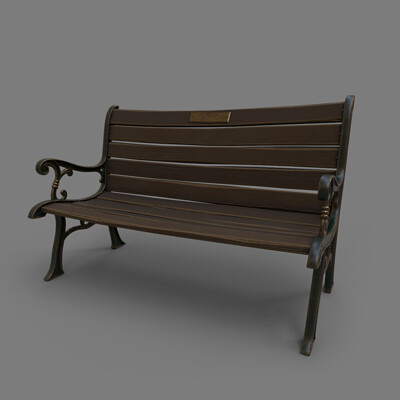 Reika yoshino bench
