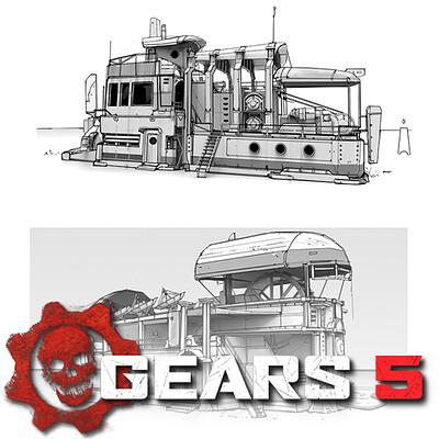 Greg danton gears 34 thumbs