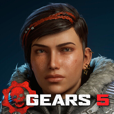 Gears 5 -Kait Diaz (Winter)