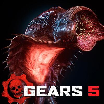 Gears 5 - Leech