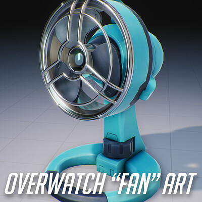 "Overwatch ""Fan"" Art"