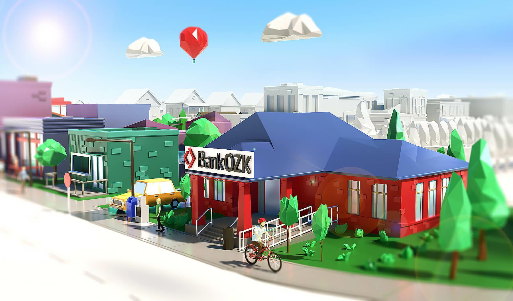Bank OZK rebrand