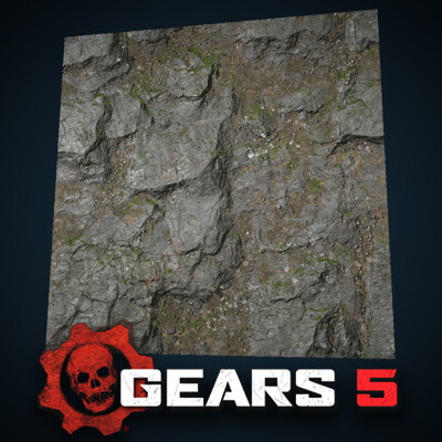 Gears 5 - Tiling Textures