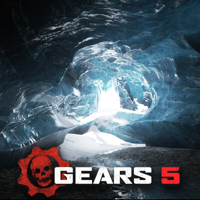 Gears 5 - Ice Caves