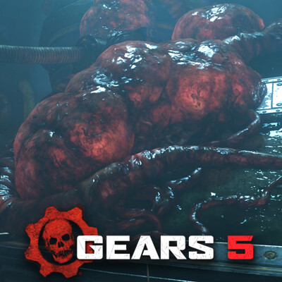 Gears 5 - Pod Shader and Assets