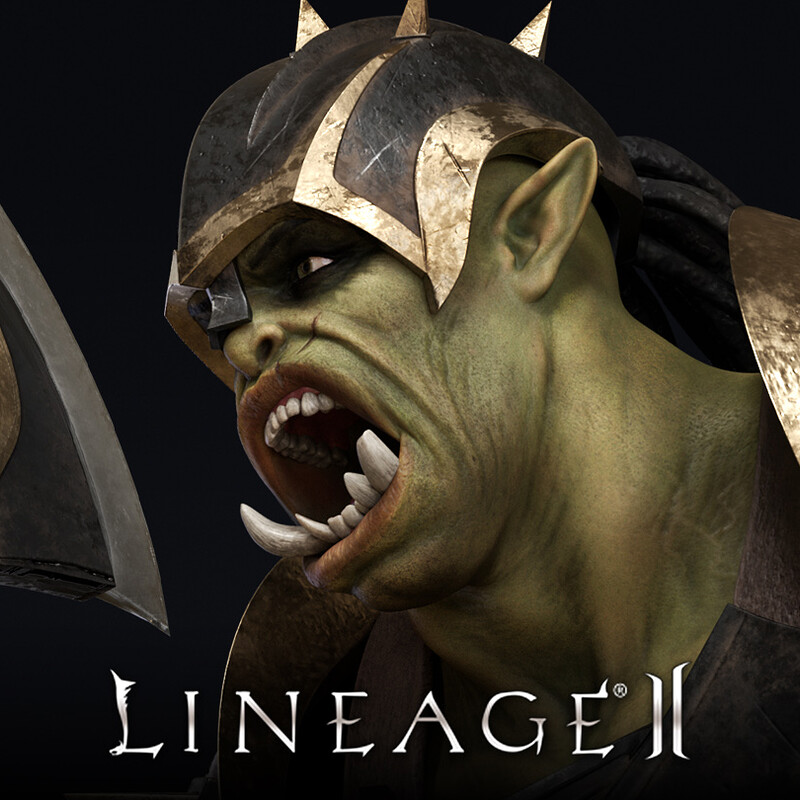 Destroyer - Lineage II