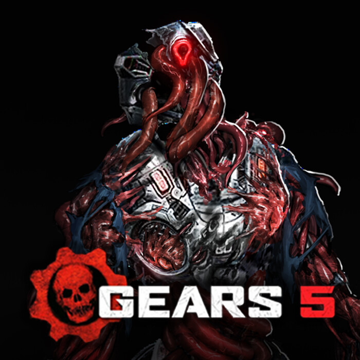 Gears 5 - Infected DBs