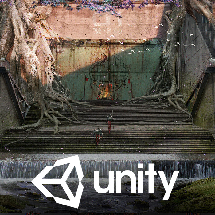 Unity Icon Project - Ep.1 Yggdrasil - Environments 1