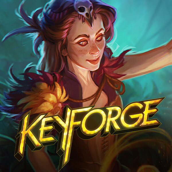 Keyforge - Ritual of Growth
