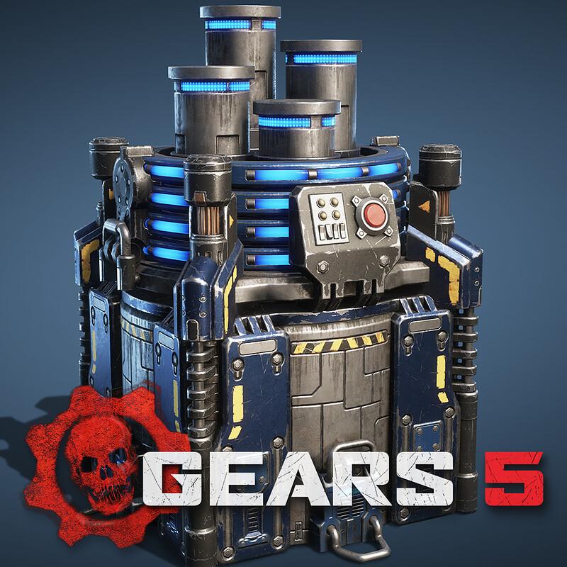 Gears 5 - Horde Defenses