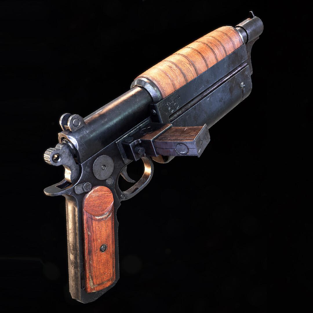 Ardent Defender's Blaster